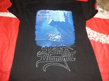 King Diamond Shirt XXL Official Abigail Tour Mercyful Fate Portrait Satan