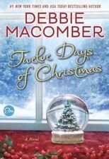 Twelve Days of Christmas: A Christmas Novel-ExLibrary