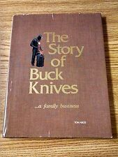 New listing The Story Of Buck Knives .A Family Business By Tom Ables 1991 Buck Family