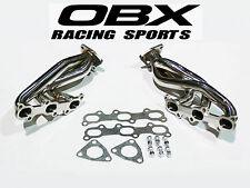 OBX Exhaust Header Fits 02-05 Nissan 350Z 03-04 G35 03-04 Skyline (Euro) RHD
