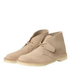 Stivali, anfibi e scarponcini da uomo Clarks beige