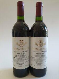 1 Flasche 1981er Vega Sicilia Unico - Reserva ! 96 Parker Punkte! Bis 2030