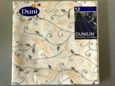 Duni Dunilin Brilliance Honey 40x40 cm 50 Stück