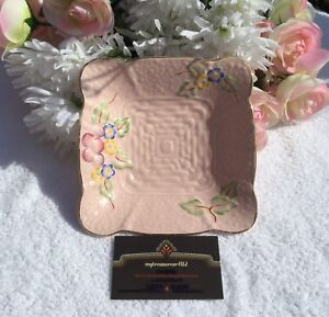 CROWN DEVON LOLLY SWEETS DISH VERY GOOD CONDITION MADE IN ENGLAND