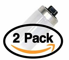 (2 Pack) Sylvania 25120 F60T12/D/HO 75W 5 ft. 6500K T12 HO Fluorescent Tube