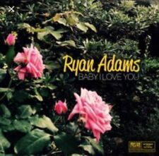 """RYAN ADAMS - BABY I LOVE YOU - 700 ONLY 7"""" PINK VINYL - BRAND NEW SEALED"""