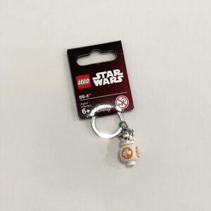 NEW LEGO Star Wars BB-8 BB8 Minifigure Keychain #853604 6153629