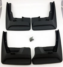 4PCS MUDFLAPS MUD FLAPS SPLASH GUARDS FIT FOR 2011-2017 TOYOTA SIENNA