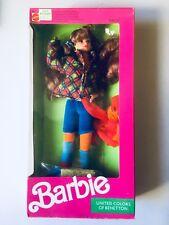 Barbie United Colors Of Benetton TERESA NRFB 1991