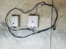 94 -04 MUSTANG GT COBRA MACH 460 SOUND SYSTEM AMPLIFIERS AMPS + conv wiring OEM