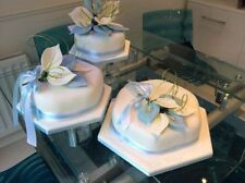Unbranded Blue Cake Toppers