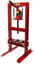 6 Ton Shop Press Hydraulic Industrial Garage Workshop Floor Standing Jack