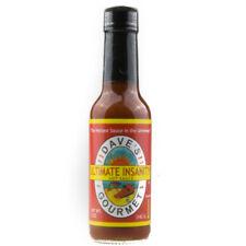 Dave's Gourmet Insanity Hot Sauce 5oz Bottle