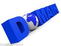 Domains-Domainname.de  ***** einmalige - einprägsame Domain