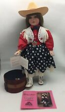 PARADISE GALLERIES GLORY PORCELAIN DOLL ~ GREAT AMERICAN GIRL COLLECTION