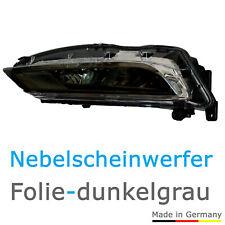Nebelscheinwerfer Folie - dunkelgrau - für Seat Leon ST FR Cupra - LED