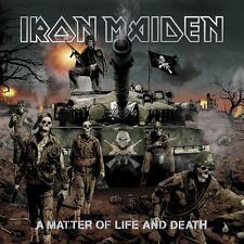 IRON MAIDEN A MATTER OF LIFE AND DEATH CD ALBUM (2006)