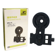 Universal Stand Mount for Astronomical Telescope Spotting scope Cellphone iphone