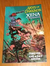 Army of Darkness Xena Forever and A Day Dynamite (Paperback)< 9781524103514