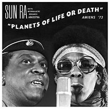 Sun Ra - Planets of Life or Death Amiens 73 [CD]