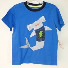 New Gymboree Mix and Match Shark Shirt  Boy's Size 3T