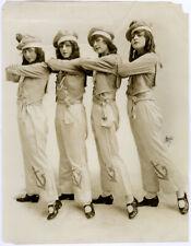 Sailor Sweethearts in Robinson Crusoe Jr 1916 Original Large Broadway Photograph