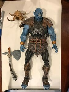 """Marvel Universe Frost Giant Loose 12"""" Authentic Walmart Exclusive w Accessories"""