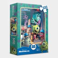 "Jigsaw Puzzles 500 Pieces ""Monsters, INC."" / Disney FIXAR / D511"