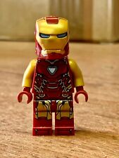 LEGO Marvel Super Heroes minifig IRON MAN Mk85 ARMOUR sh573 from set 76131