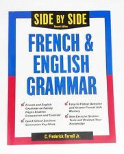 uno al lado del otro francés y Inglés Grammar por EDITH R.FARRELL C. Frederick