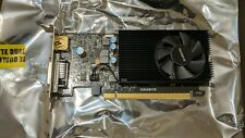 GIGABYTE GeForce GT 1030 2GB Low Profile Full Working Order Excellent Condition