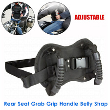 Universal Motorcycle Safety Belt Rear Seat Grab Handle Children Non-slip Straps