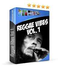 Reggae Vibes Vol1 Jamaican Dancehall Marley FL Studio Reason Ableton Drums Loops