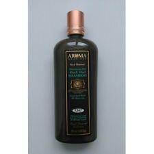 Argan Oil Dead Sea Black Mud Shampoo Aroma Dead Sea 380 ml