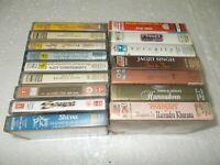 BOLLYWOOD INDIA 16 X Cassette Tape Ghazal Bhajan Jagjit Singh/Pankaj Udhas/Anup