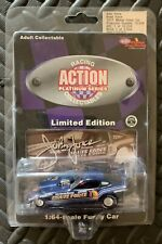 Action 1977 John Force Monza Bruce Force Funny Car 1:64 Die Cast Model - New!!