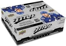 2018-19 Upper Deck MVP NHL Hockey Trading Cards New 36pk Foil Box =180 Cards