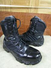 Bates Men's GX-8 Gore-Tex Compsite Toe Side Zip Boots Size 10.5 M