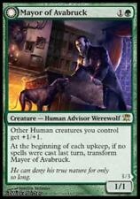 Mayor of Avabruck (Howlpack Alpha) (Rare) Near Mint Normal English - Magic the
