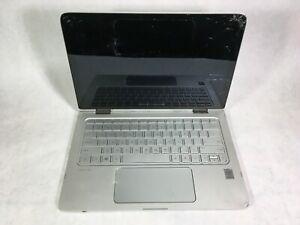 """HP ENVY Spectre 13-4000 13.3"""" Touch Laptop Intel i7 4th Gen CPU - PARTS -RR"""