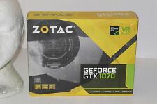 ZOTAC NVIDIA GeForce GTX 1070 Mini 8GB GDDR5 Graphic Card - Black SL34