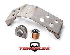 TeraFlex TJ Front Axle Bracket Upper FlexArm Mount & Truss 97-06 Jeep Wrangler