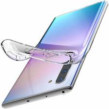 For Samsung Galaxy Note 10 Clear Gel Case Silicone Gel Phone Back Case Cover