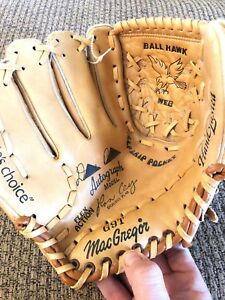 VINTAGE MacGregor RON CEY MODEL YOUTH G9T BASEBALL GLOVE LHT NEVER BEEN USED