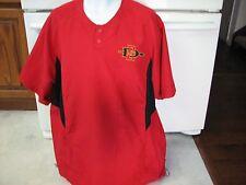 SDSU University College baseball team rain wind jacket XL Nike San Diego State