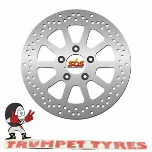 Harley XL 833 R Roadster 12 - 13 SBS Rear Brake Disc Genuine EO Quality 5156