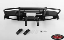 Rc4wd metal Front Winch bumper for Traxxas trx-4 Land Rover Defender