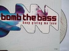 Bomb the Bass Keep giving me love (1992) [Maxi-CD]