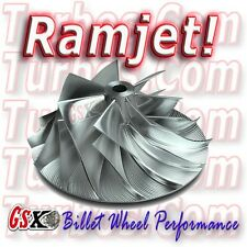 Ramjet Billet Compressor Wheels  2004.5-2011 5.9L& 6.7L Cummins Upgrades