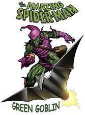 Green Goblin # 10 - 8 x 10 - T Shirt Iron On Transfer - Spiderman